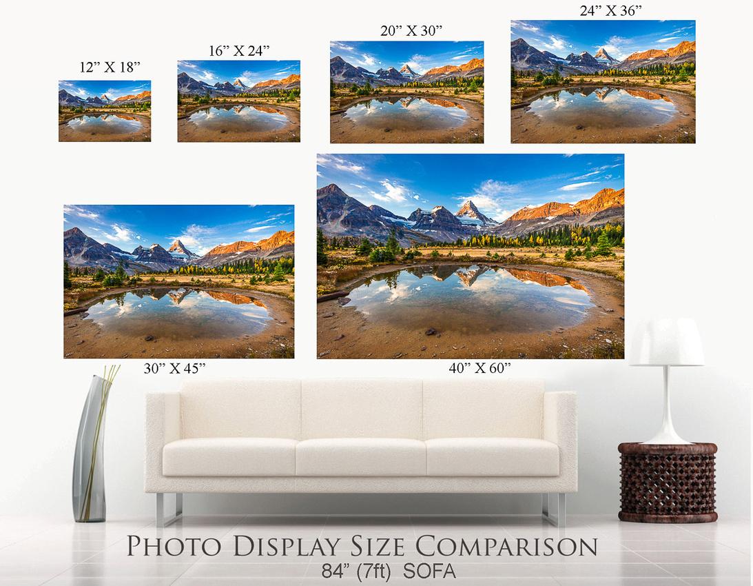 Collage Print sample